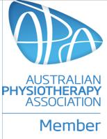 Melbourne Physio APA Logo