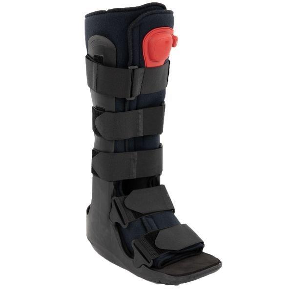 Procare XcelTrax Air tall, CAM boot, Moon boot